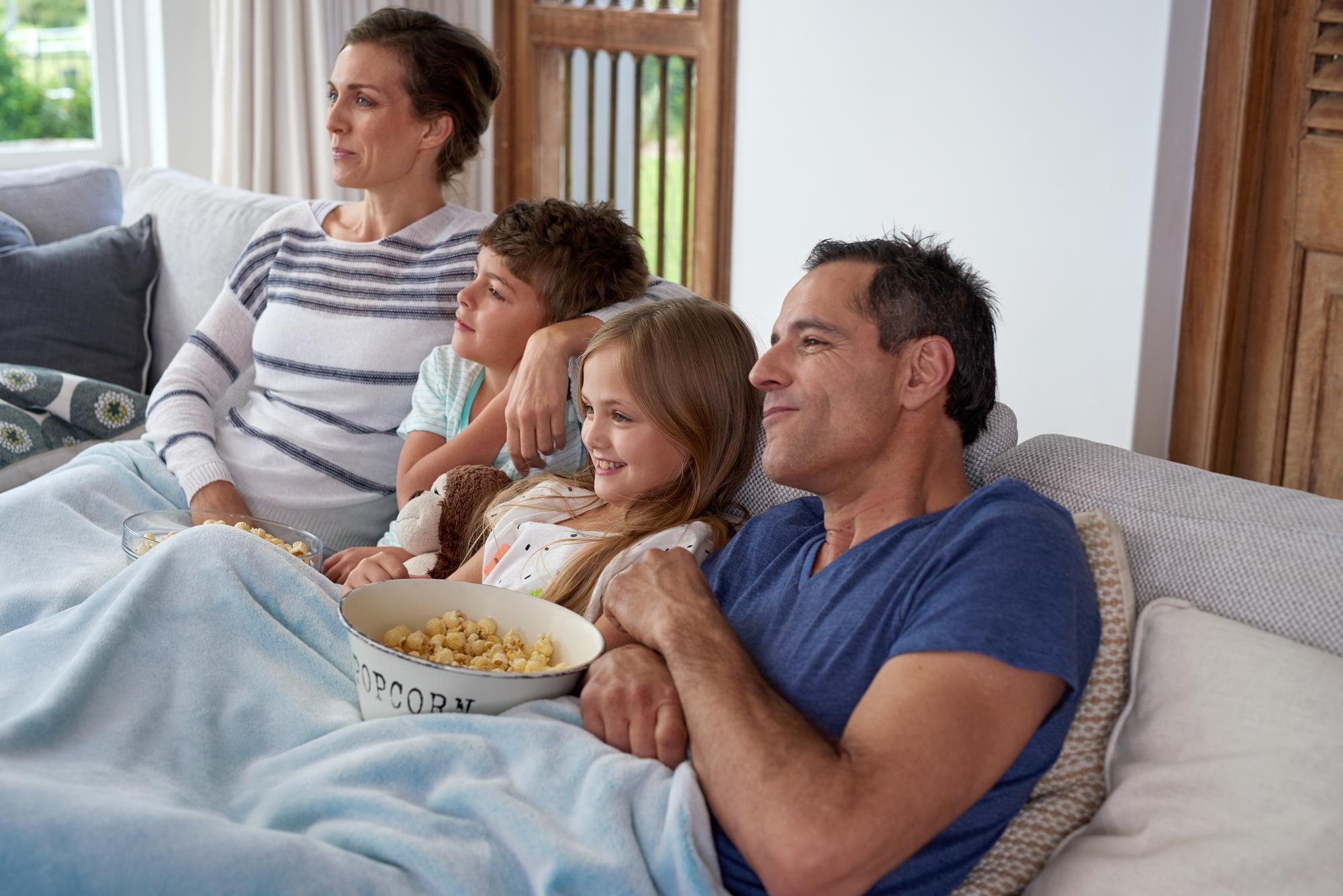 movies through online