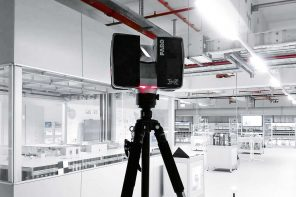 How does laser scanning work?